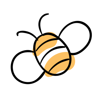 Bees for life Logo
